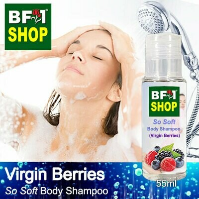 BF1 So Soft Body Shampoo (SSBS) - Virgin Berries - 55ml