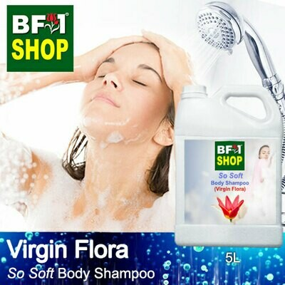 BF1 So Soft Body Shampoo (SSBS) - Virgin Flora - 5L