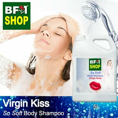 BF1 So Soft Body Shampoo (SSBS) - Virgin Kiss - 5L