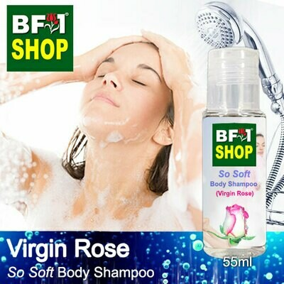 BF1 So Soft Body Shampoo (SSBS) - Virgin Rose - 55ml