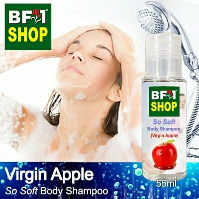 BF1 So Soft Body Shampoo (SSBS) - Virgin Apple - 55ml