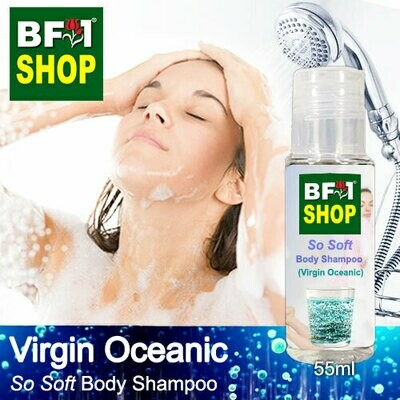 BF1 So Soft Body Shampoo (SSBS) - Virgin Oceanic - 55ml