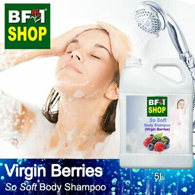 BF1 So Soft Body Shampoo (SSBS) - Virgin Berries - 5L