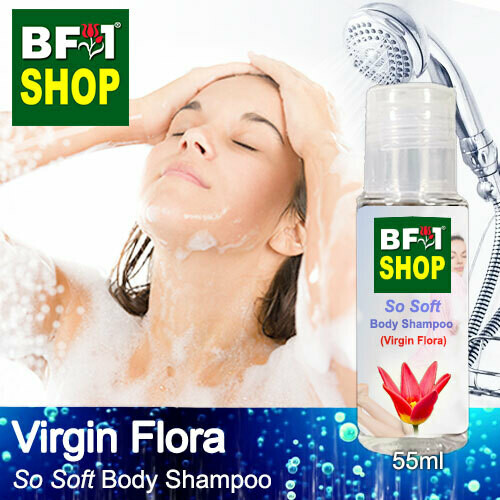 BF1 So Soft Body Shampoo (SSBS) - Virgin Flora - 55ml