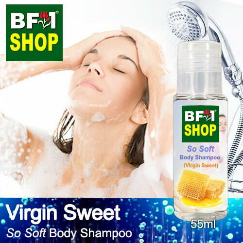 BF1 So Soft Body Shampoo (SSBS) - Virgin Sweet - 55ml
