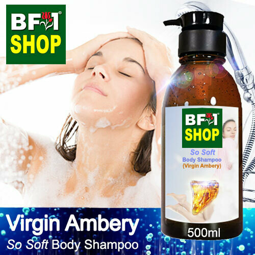 BF1 So Soft Body Shampoo (SSBS) - Virgin Ambery - 500ml