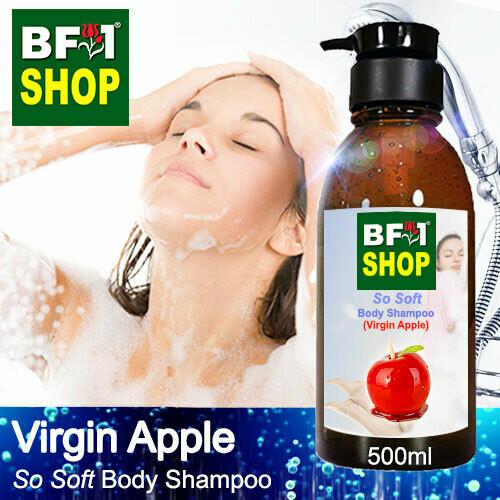 BF1 So Soft Body Shampoo (SSBS) - Virgin Apple - 500ml