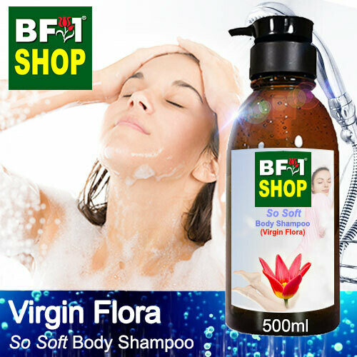 BF1 So Soft Body Shampoo (SSBS) - Virgin Flora - 500ml