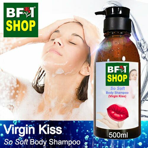BF1 So Soft Body Shampoo (SSBS) - Virgin Kiss - 500ml