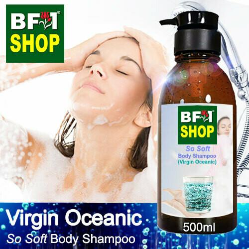 BF1 So Soft Body Shampoo (SSBS) - Virgin Oceanic - 500ml