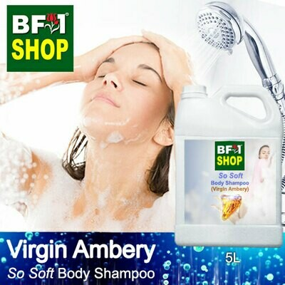 BF1 So Soft Body Shampoo (SSBS) - Virgin Ambery - 5L