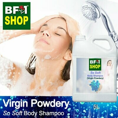 BF1 So Soft Body Shampoo (SSBS) - Virgin Powdery - 5L