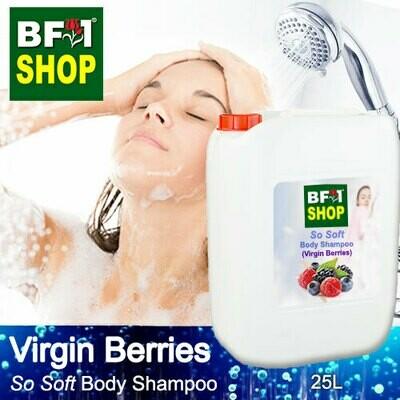 BF1 So Soft Body Shampoo (SSBS) - Virgin Berries - 25L