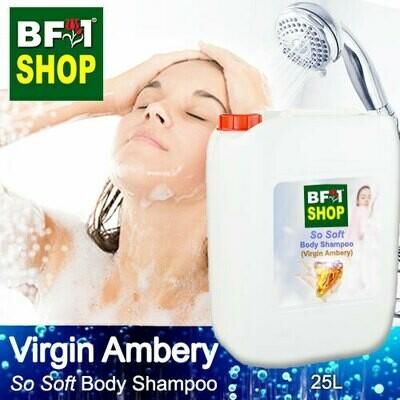 BF1 So Soft Body Shampoo (SSBS) - Virgin Ambery - 25L