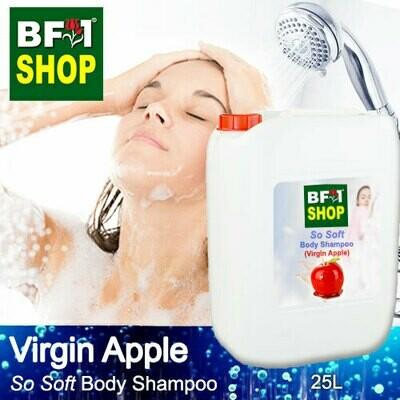 BF1 So Soft Body Shampoo (SSBS) - Virgin Apple - 25L