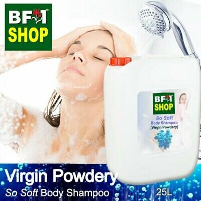 BF1 So Soft Body Shampoo (SSBS) - Virgin Powdery - 25L