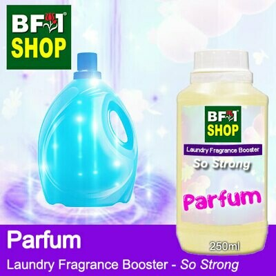 Laundry Fragrance Booster (LFB) - So Strong - Parfum 250ml for Clothes Fabric Laundry Detergent & Fabric Softener