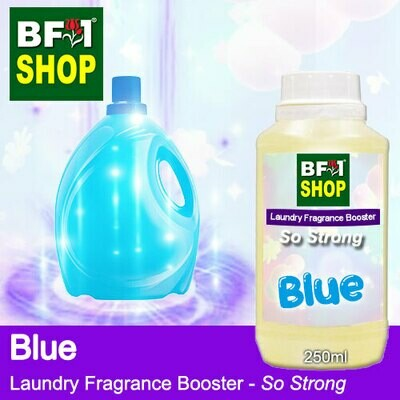 Laundry Fragrance Booster (LFB) - So Strong - Blue 250ml for Clothes Fabric Laundry Detergent & Fabric Softener
