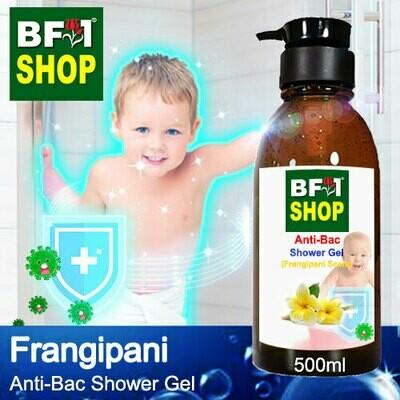 Anti-Bac Shower Gel (ABSG) - Frangipani - 500ml