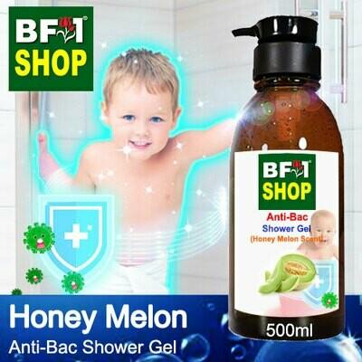 Anti-Bac Shower Gel (ABSG) - Honey Melon - 500ml