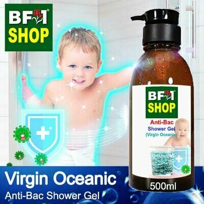 Anti-Bac Shower Gel (ABSG) - Virgin Oceanic - 500ml