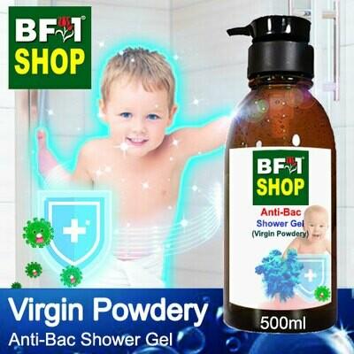 Anti-Bac Shower Gel (ABSG) - Virgin Powdery - 500ml
