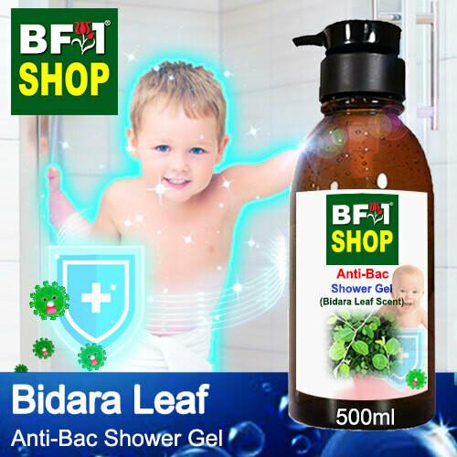 Anti-Bac Shower Gel (ABSG) - Bidara - 500ml