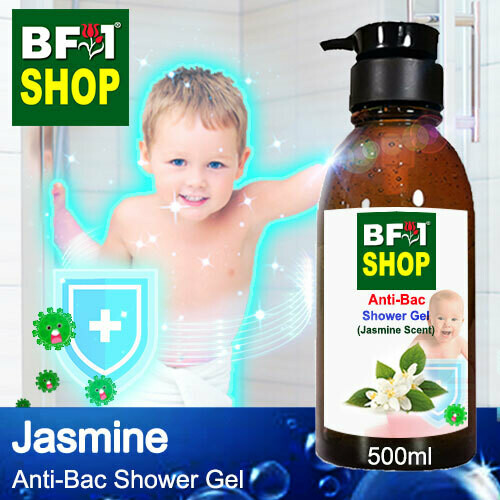 Anti-Bac Shower Gel (ABSG) - Jasmine - 500ml