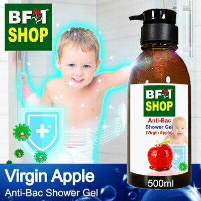 Anti-Bac Shower Gel (ABSG) - Virgin Apple - 500ml