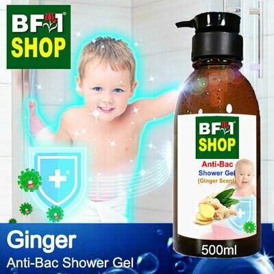 Anti-Bac Shower Gel (ABSG) - Ginger - 500ml