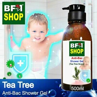 Anti-Bac Shower Gel (ABSG) - Tea Tree - 500ml