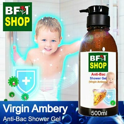 Anti-Bac Shower Gel (ABSG) - Virgin Ambery - 500ml