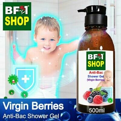 Anti-Bac Shower Gel (ABSG) - Virgin Berries - 500ml