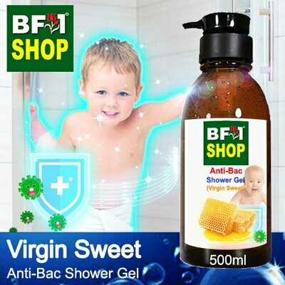 Anti-Bac Shower Gel (ABSG) - Virgin Sweet - 500ml