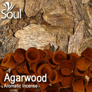 Aromatic Incense (21's) - Agarwood