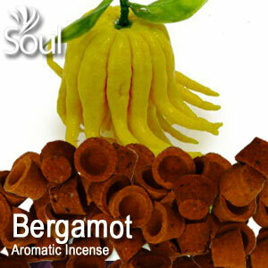 Aromatic Incense (21's) - Bergamot