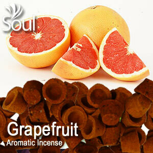 Aromatic Incense (21's) - Grapefruit