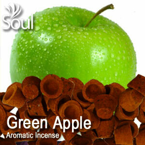 Aromatic Incense (21's) - Green Apple