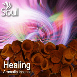 Aromatic Incense (21's) - Healing