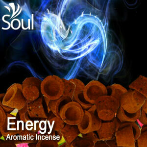 Aromatic Incense (21's) - Energy