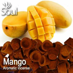 Aromatic Incense (21's) - Mango