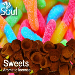 Aromatic Incense (21's) - Sweets