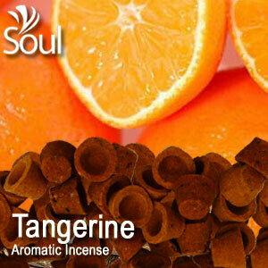 Aromatic Incense (21's) - Tangerine