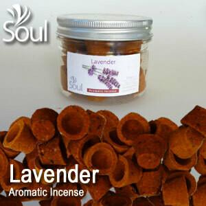 Aromatic Incense (21's) - Lavender