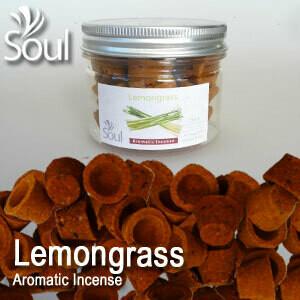 Aromatic Incense (21's) - Lemongrass