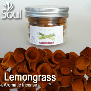 Aromatic Incense (21's) - Lemongrass