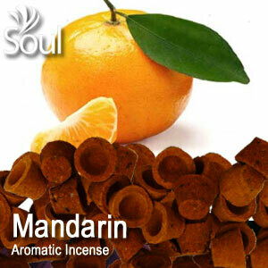 Aromatic Incense (21's) - Mandarin