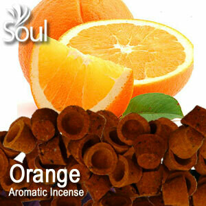 Aromatic Incense (21's) - Orange