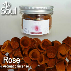 Aromatic Incense (21's) - Rose