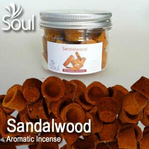 Aromatic Incense (21's) - Sandalwood